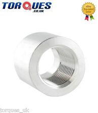 "1/4"" BSP Female Aluminium Weld On Fitting Ideal for Dry Sump Tank etc"