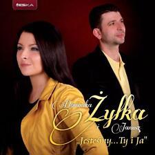 ZYLKA DOMINIKA I JANUSZ - Jestesmy Ty i Ja -Polen,Polnisch,Polska,Polonia,Poland