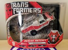 TRANSFORMERS RESCUE RATCHET 2007 VOYAGER MISB NEW SEALED MINT