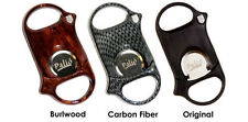 Palio Cigar Cutter - Surgical Steel - Original Black Matte
