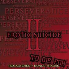 Erotic Suicide - Perseverance NEW 2-CD Glam Hair Metal Hard Rock BONUS TRACKS