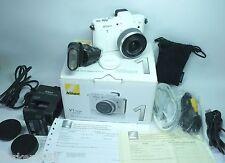 Nikon Speedlight SB-N5, Nikon1 V1 Digital Camera with 10-30mm VR Lens,  boxed