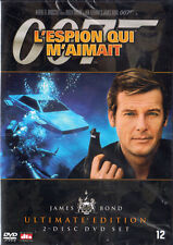James bond, L'espion qui m'aimait - Edition Ultimate 2 DVD