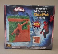 Marvel Ultimate Spider-Man Chia Pet - Brand New Factory Sealed !