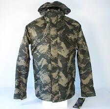 Burton Green Camo Insulated Hooded Jacket Winter Coat Parka Men's NWT $339