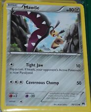 Mawile # 78/122 XY Breakpoint Set Pokemon Trading Cards Break Point MINT
