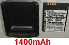 Coque + Batterie 1400mAh type LGIP-430A LGIP-431A Pour LG KP235