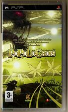 PSP Popolocrois (2006), Official UK UMD Version, Brand New Sony Factory Sealed