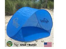 Portable Beach Tent Pop Up Canopy  Sun Shade Shelter Outdoor Automatic Kids Baby