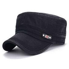 u+ Women Mens Plain Baseball Trucker Service Adjustable Snapback Caps Sport Hat