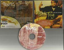 D.S.G.B. PASTOR TROY Are we Cuttin 5TRX CLEAN TRX & INSTRUMENTAL PROMO CD single