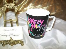 HELLO KITTY Cup RARE Sanrio Co Ltd Limited Promotion Item for Broadway Only 2009