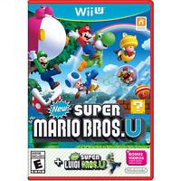 New Super Mario Bros. U + New Super Luigi U (Wii U, 2015)