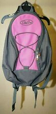 New listing Dakine girls gray and pink day pack backpack good condition