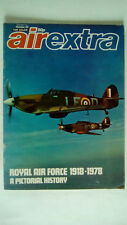 Air Extra Magazine - Number 20 Ian Allan Royal Air Force 1918 - 1978