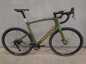 Ridley Kanzo Fast Rival1 HD Gravel Bike (2021) - LARGE - GREEN