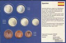 Espagne e1 - 3 Stgl./unzirkuliert mixte années ab 1999 Kursmünze 1, 2 et 5 cent