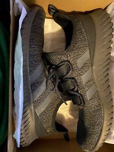 adidas Men's Kaptur Sneaker, Black/Grey/Grey, Size 11.5 t8Sy