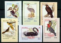 Australia Birds Stamps 2020 MNH Bird Emblems Eagles Swans Kingfishers 6v S/A Set