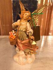 1996 Roman Fontanini Sculpture Mariel Angel Nativity Figurine With Box # 75523