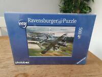 Ravensburger Puzzle 500  War Planes   New sealed