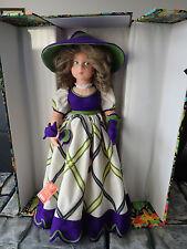 Lenci Puppe Doll Cristina 1922 Replica Felt 1981 (Limited 430 from 999) 70 cm