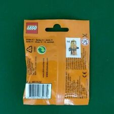 LEGO MINIFIGURE - HAZMAT GUY - SERIES 4 -(8804)- NEW - UNOPENED - FACTORY SEALED