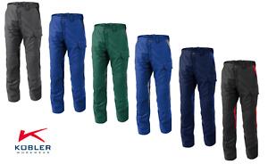 Bundhose/Arbeitshose KÜBLER VITA COTTON+ Hose Form 2L46 6 Farben Größen: 24-114
