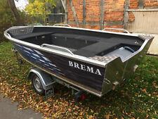Aluminiumboot Angelboot Aluboot Motorboot Boot Längen 370 bis 480 cm