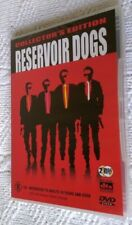 RESERVOIR DOGS- COLLECTOR'S EDITION (DVD, 2-DISC SET) R-4, NEW, FREE SHIPPING