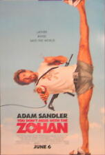 You Don't Mess with the Zohan Advance Movie Poster 2008
