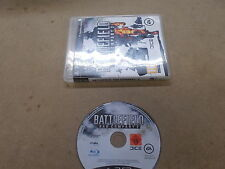 PS3 PLAYSTATION 3 PAL GIOCO Battlefield: Bad Company 2 con box & Istruzioni