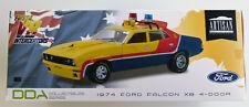 1/18  Mad-Max Ford Falcon XB 1974 Interceptor (Mel Gibson) DDA MFP