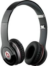 Original Beats by Dr. Dre Solo HD Wired Headphones Black