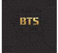 BTS 2 COOL 4 SKOOL 1st Single Album CD+Booklet KPOP Sealed