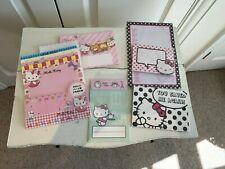 Hello Kitty Sanrio Stationary