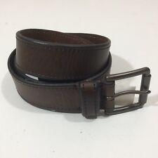 BNWOT - LEVI'S - Men's Leather Belt - Size 38 - Brown