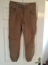 f9f2888aec2 Linen Brown Jeans for Women