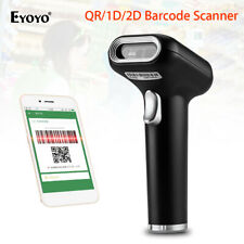 Eyoyo Fast Speed USB Wired 2D Barcode Scanner Reader 1D 2DCode Auto Manual Scan