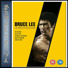 Bruce Lee The Master Collection DVD Region 2