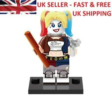 NEW Suicide Squad Harley Quinn Block Figure UK SELLER FREE SHIPPING