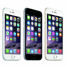 (NEW SEALED BOX) APPLE iPHONE 6 16GB 64GB 128GB 4G LTE /iPHONE 5S/4S UNLOCKED ++