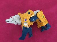 Transformers G1 1988 WEIRDWOLF loose body headmaster hasbro takara