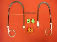 FOR Citroen C3 Pluriel Window Regulator Repair Kit / rear left