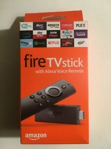 Amazon Fire TV stick with Alexa Voice Remote (2nd Generation)