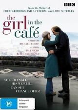 E3 BRAND NEW SEALED The Girl In The Cafe (DVD, 2005)