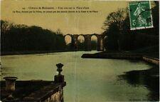 CPA Cháteau de MAINTENON-Une vue sur la Piéce d'eau (177812)