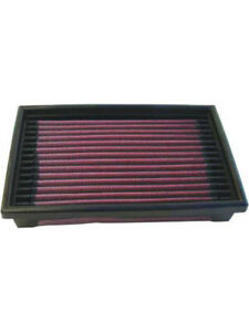 K&N Panel Air Filter FOR PLYMOUTH CARAVELLE 2.2L L4 F/I (33-2006)