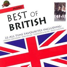 More Best of the British - CD