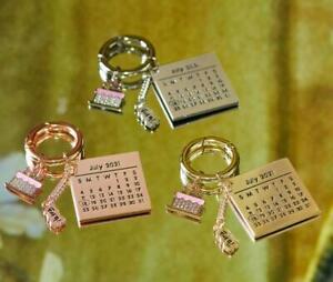 TAEMIN SHINEE SMTOWN OFFICIAL 2021 ARTIST BIRTHDAY KEYRING KEY RING SEALED
